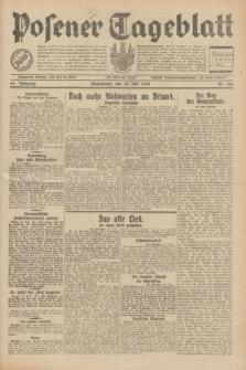 Posener Tageblatt. Jg.69, Nr. 164 (19 Juli 1930) + dod.