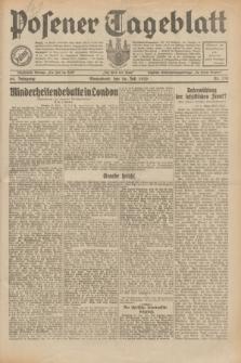 Posener Tageblatt. Jg.69, Nr. 170 (26 Juli 1930) + dod.