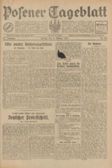 Posener Tageblatt. Jg.69, Nr. 240 (17 Oktober 1930) + dod.