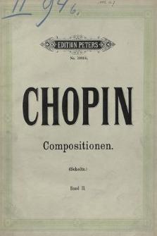 Fr. Chopin's Sämmtliche Pianoforte-Werke. Bd. 2