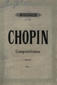 Fr. Chopin's Sämmtliche Pianoforte-Werke. Bd. 1