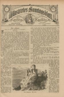 Illustrirtes Sonntagsblatt : zur Unterhaltung am häuslichen Herd. 1885, Nr. 8 ([22 Februar])