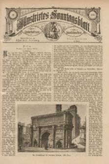 Illustrirtes Sonntagsblatt : zur Unterhaltung am häuslichen Herd. 1885, Nr. 19 ([10 Mai])