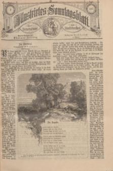 Illustrirtes Sonntagsblatt : zur Unterhaltung am häuslichen Herd. 1887, Nr. 2 ([9 Januar])