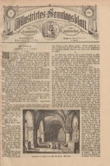 Illustrirtes Sonntagsblatt : zur Unterhaltung am häuslichen Herd. 1887, Nr. 10 ([6 März])