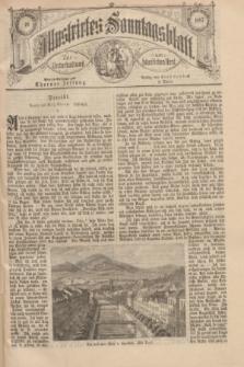 Illustrirtes Sonntagsblatt : zur Unterhaltung am häuslichen Herd. 1887, Nr. 18 ([1 Mai])