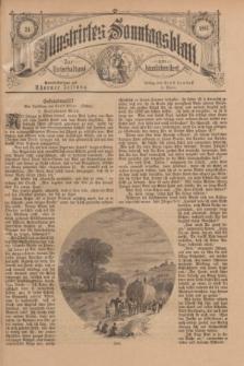 Illustrirtes Sonntagsblatt : zur Unterhaltung am häuslichen Herd. 1887, Nr. 24 ([12 Juni])