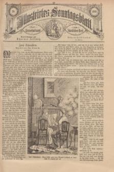 Illustrirtes Sonntagsblatt : zur Unterhaltung am häuslichen Herd. 1888, Nr. 28 ([8 Juli])