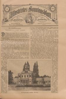 Illustrirtes Sonntagsblatt : zur Unterhaltung am häuslichen Herd. 1888, Nr. 33 ([12 August])
