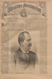 Illustrirtes Sonntagsblatt : zur Unterhaltung am häuslichen Herd. 1888, Nr. 34 ([19 August])