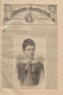 Illustrirtes Sonntagsblatt : zur Unterhaltung am häuslichen Herd. 1888, Nr. 36 ([2 September])