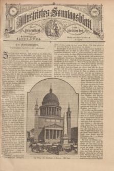 Illustrirtes Sonntagsblatt : zur Unterhaltung am häuslichen Herd. 1888, Nr. 38 ([16 September])