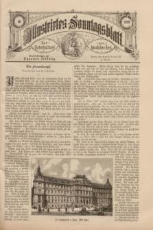 Illustrirtes Sonntagsblatt : zur Unterhaltung am häuslichen Herd. 1888, Nr. 40 ([30 September])