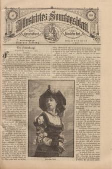 Illustrirtes Sonntagsblatt : zur Unterhaltung am häuslichen Herd. 1888, Nr. 41 ([7 October])