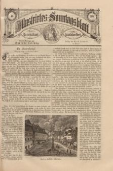 Illustrirtes Sonntagsblatt : zur Unterhaltung am häuslichen Herd. 1888, Nr. 44 ([28 October])