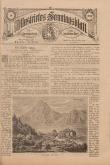 Illustrirtes Sonntagsblatt : zur Unterhaltung am häuslichen Herd. 1888, Nr. 46 ([11 November])