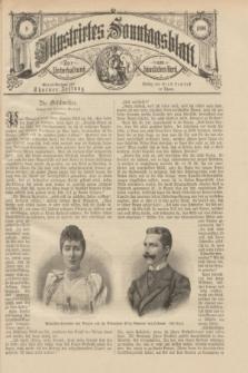 Illustrirtes Sonntagsblatt : zur Unterhaltung am häuslichen Herd. 1896, Nr. 9 ([1 März])