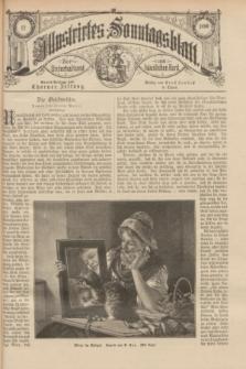 Illustrirtes Sonntagsblatt : zur Unterhaltung am häuslichen Herd. 1896, Nr. 12 ([22 März])