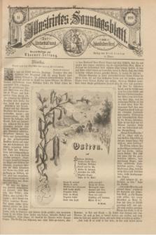 Illustrirtes Sonntagsblatt : zur Unterhaltung am häuslichen Herd. 1896, Nr. 14 ([5 April])