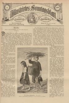 Illustrirtes Sonntagsblatt : zur Unterhaltung am häuslichen Herd. 1896, Nr. 16 ([19 April])
