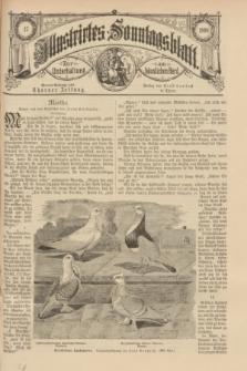 Illustrirtes Sonntagsblatt : zur Unterhaltung am häuslichen Herd. 1896, Nr. 17 ([26 April])