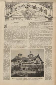 Illustriertes Sonntagsblatt : zur Unterhaltung am häuslichen Herd. 1897, Nr. 30 ([25 Juli])
