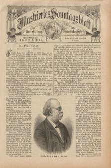 Illustriertes Sonntagsblatt : zur Unterhaltung am häuslichen Herd. 1898, Nr. 3 ([16 Januar])