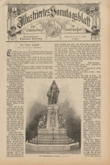 Illustriertes Sonntagsblatt : zur Unterhaltung am häuslichen Herd. 1898, Nr. 4 ([23 Januar])