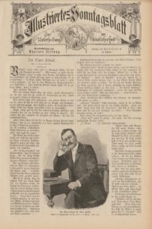 Illustriertes Sonntagsblatt : zur Unterhaltung am häuslichen Herd. 1898, Nr. 8 ([20 Februar])