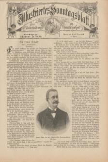 Illustriertes Sonntagsblatt : zur Unterhaltung am häuslichen Herd. 1898, Nr. 9 ([27 Februar])