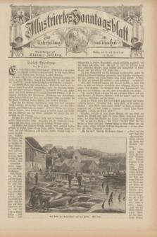 Illustriertes Sonntagsblatt : zur Unterhaltung am häuslichen Herd. 1898, Nr. 12 ([20 März])