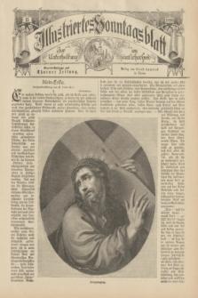 Illustriertes Sonntagsblatt : zur Unterhaltung am häuslichen Herd. 1898, Nr. 15 ([10 April])