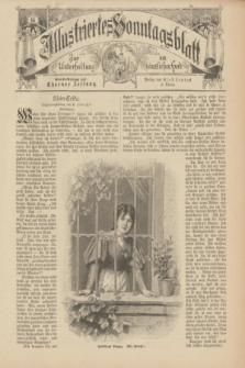 Illustriertes Sonntagsblatt : zur Unterhaltung am häuslichen Herd. 1898, Nr. 16 ([17 April])