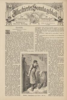 Illustriertes Sonntagsblatt : zur Unterhaltung am häuslichen Herd. 1898, Nr. 19 ([8 Mai])