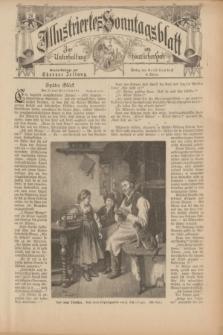 Illustriertes Sonntagsblatt : zur Unterhaltung am häuslichen Herd. 1898, Nr. 24 ([12 Juni])