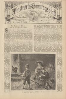 Illustriertes Sonntagsblatt : zur Unterhaltung am häuslichen Herd. 1898, Nr. 35 ([28 August])