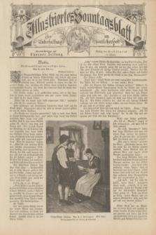 Illustriertes Sonntagsblatt : zur Unterhaltung am häuslichen Herd. 1898, Nr. 36 ([4 September])