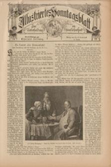 Illustriertes Sonntagsblatt : zur Unterhaltung am häuslichen Herd. 1898, Nr. 43 ([23 Oktober])