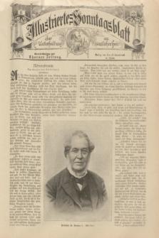 Illustriertes Sonntagsblatt : zur Unterhaltung am häuslichen Herd. 1899, Nr. 41 ([8 Oktober])