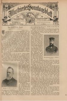 Illustriertes Sonntagsblatt : zur Unterhaltung am häuslichen Herd. 1901, nr 27 ([7 Juli])