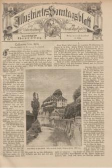 Illustriertes Sonntagsblatt : zur Unterhaltung am häuslichen Herd. 1901, nr 49 ([7 Dezember])