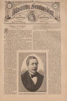 Illustrirtes Sonntagsblatt : zur Unterhaltung am häuslichen Herd. 1893, Nr. 10 ([12 März])