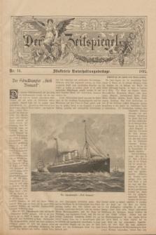 Der Zeitspiegel : illustrirte Unterhaltungsbeilage. 1895, Nr. 14 (4 Juli)