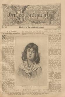 Der Zeitspiegel : illustrierte Unterhaltungsbeilage 1895, Nr. 22 (5 September)