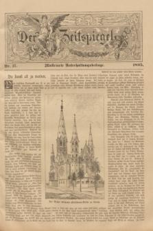 Der Zeitspiegel : illustrierte Unterhaltungsbeilage 1895, Nr. 27 (10 Oktober)