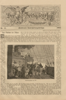 Der Zeitspiegel : illustrierte Unterhaltungsbeilage 1895, Nr. 33 (20 November)