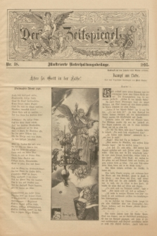 Der Zeitspiegel : illustrierte Unterhaltungsbeilage 1895, Nr. 38 (31 Dezember)