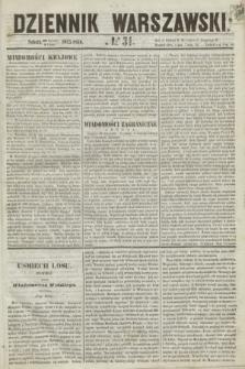 Dziennik Warszawski. 1855, № 31 (3 lutego)
