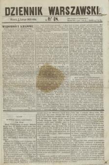 Dziennik Warszawski. 1855, № 48 (20 lutego)