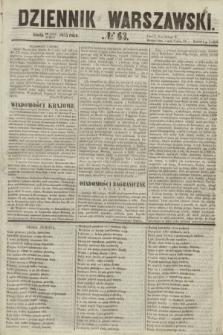 Dziennik Warszawski. 1855, № 63 (7 marca)